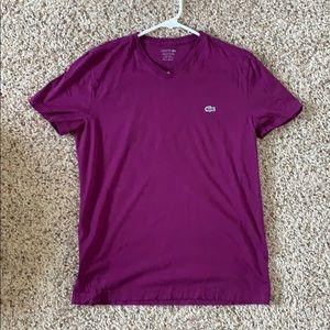 Lacoste Short Sleeve T-shirt